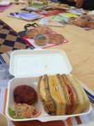 laサンドイッチ